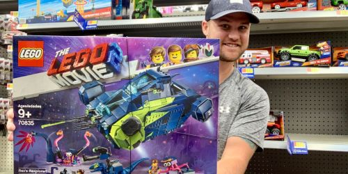 The LEGO Movie 2 Rex's Rexplorer! Set Only $69.99 Shipped (Regularly $120)
