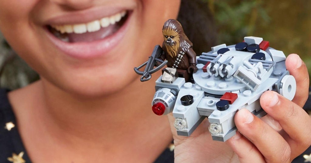 LEGO Star Wars Millennium Falcon Microfighter