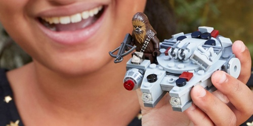 LEGO Star Wars Millennium Falcon Microfighter Only $6.99 (Regularly $10) + More