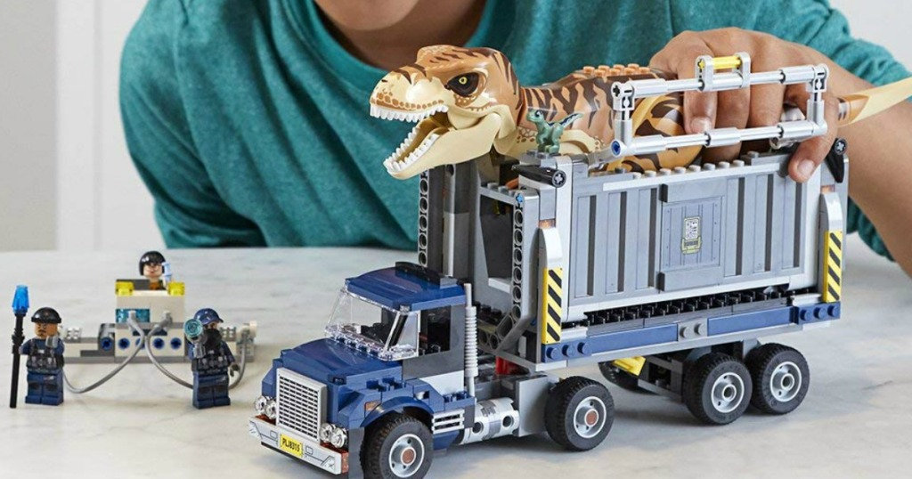 LEGO Jurassic Play Set