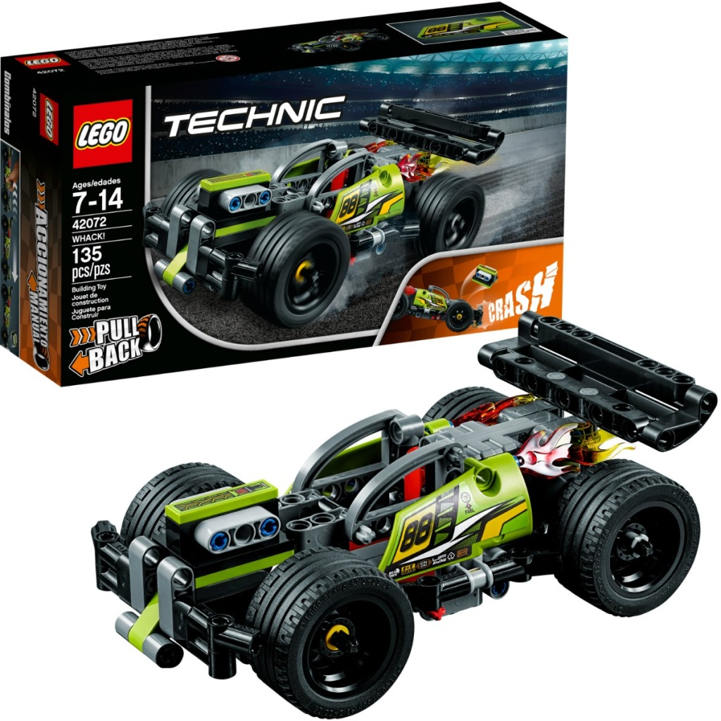 LEGO Technic Race Car Set with box