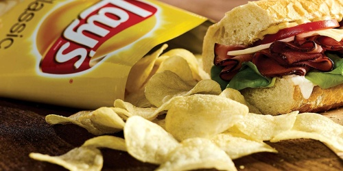 Lay's Potato Chips 40-Count Only $6.62 Shipped at Amazon (17¢ Per Bag)