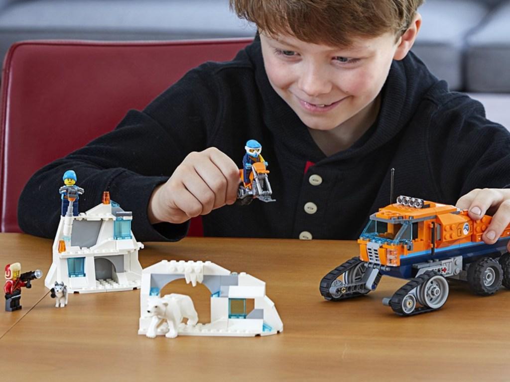 Lego Artic Set