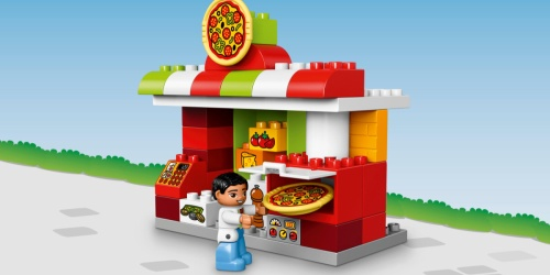 LEGO DUPLO Town Pizzeria Building Set Only $16.99 (Regularly $30)