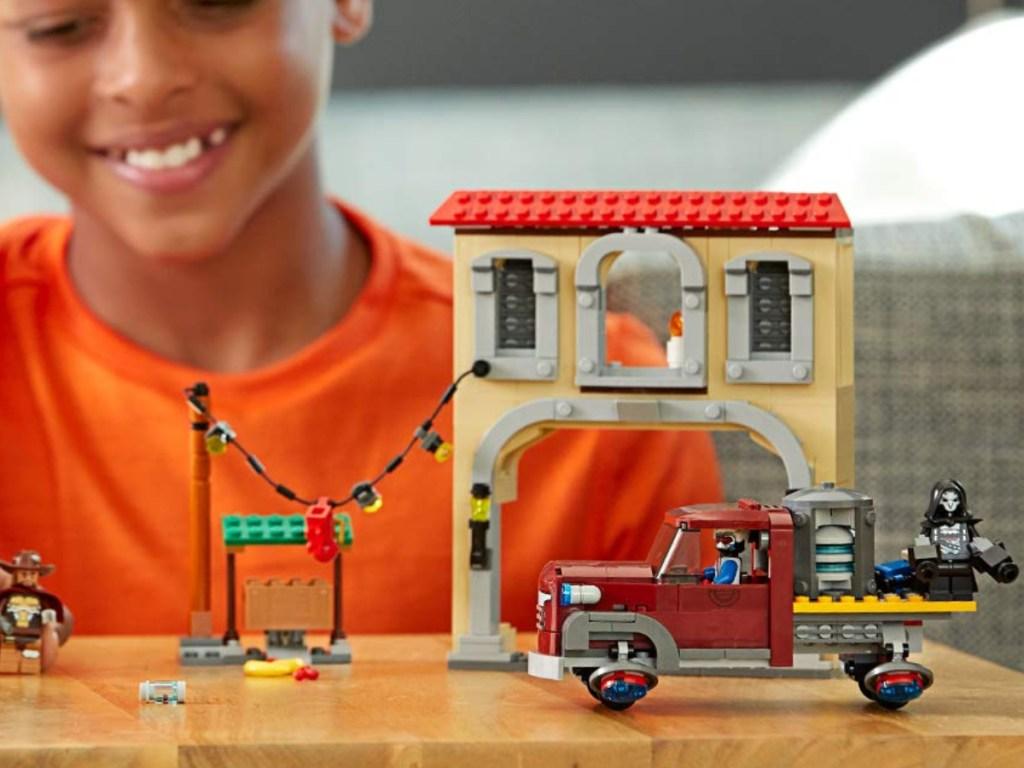 Lego Overwatch Set