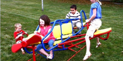 Lifetime Airplane Teeter-Totter Only $184.99 Shipped (Regularly $300)