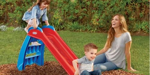 Little Tikes Indoor/Outdoor Slide as Low as $24.49 at Walmart.com