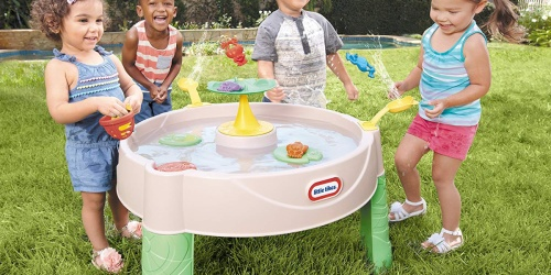 Little Tikes Frog Pond Water Table Just $14.99 (Regularly $25+) – Great Reviews