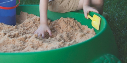 Play Sand BIG 50-Pound Bag Only $2.50 at Lowe's