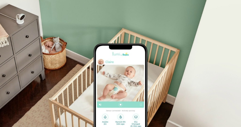 Lumi By Pampers Astute Video Babe Display Lone $114.99 Shipped On Bed Bath & Beyond (regularly $230)