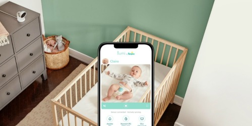 Lumi by Pampers Smart Video Baby Monitor Only $114.99 Shipped on Bed Bath & Beyond (Regularly $230)