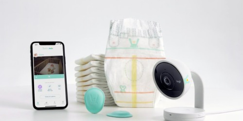 Pampers Introduces Lumi Smart Diapers | Monitor & Track Wet Diapers, Sleep, Feedings & More