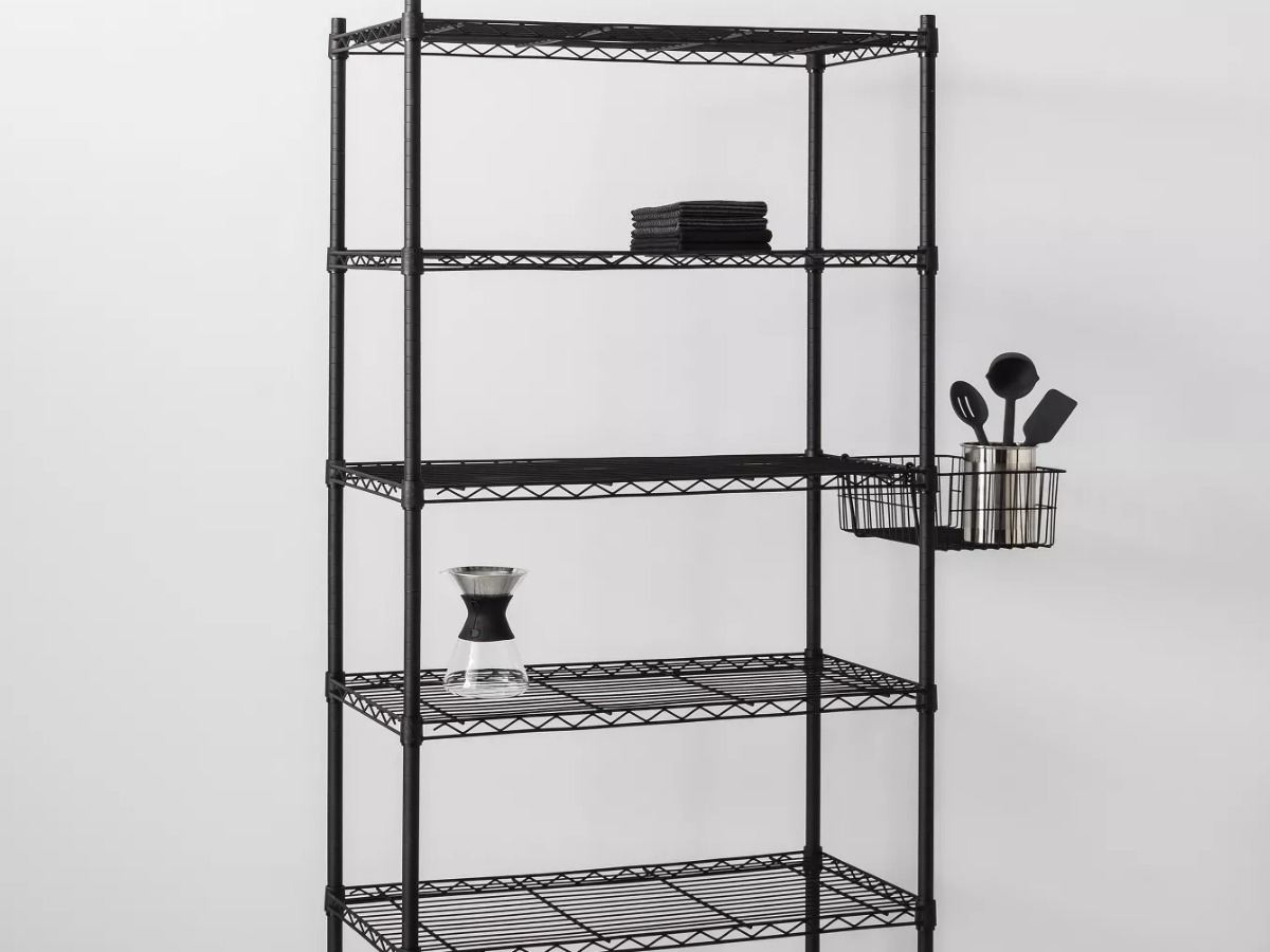 5 Tier Wire Shelving Units Only 30 Each Regularly 50 At