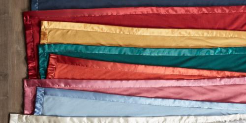 Martha Stewart Fleece Blankets Only $14.99 on Macys.com (Regularly $50) | ALL Sizes