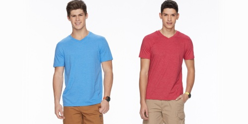 Men's T-Shirts as Low as $3.68 Each Shipped for Kohl's Cardholders