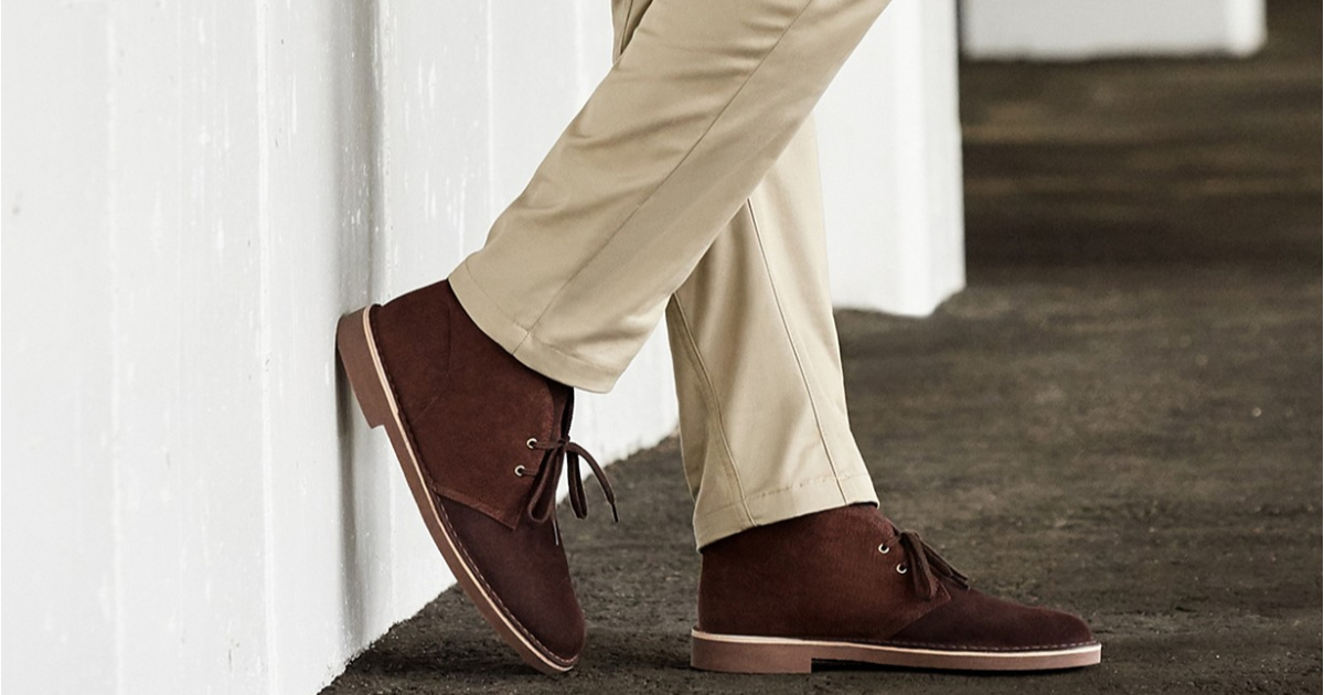 90d6e443095 Up to 70% Off Men's Footwear at Macy's + Free Shipping (Chukka Boots ...