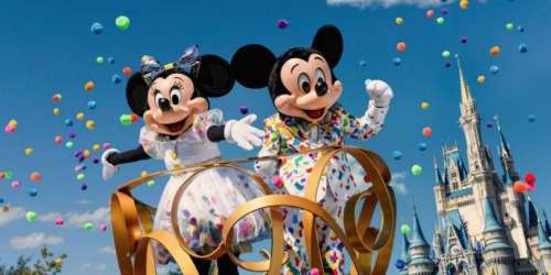 Visit 4 Disney Theme Parks AND 2 Water Parks as Low as $69 Per Park