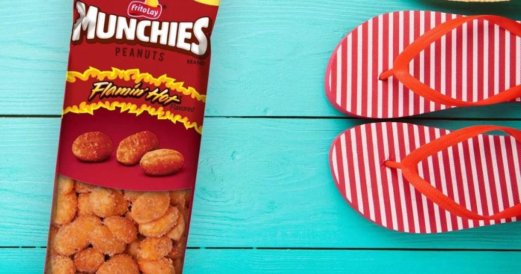 Munchies Peanuts Single Serve