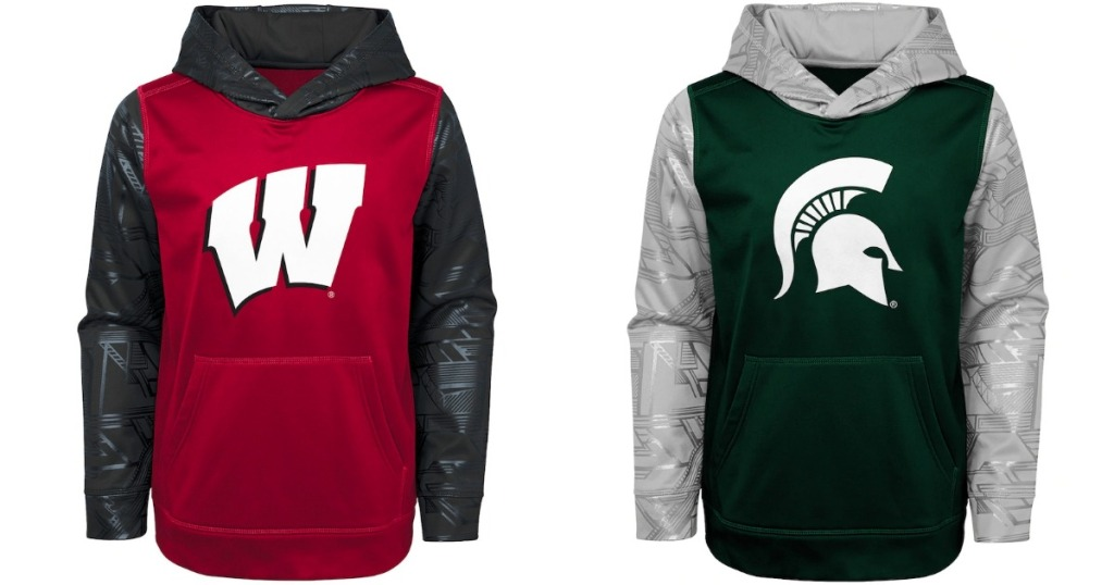 NCAA Boy's Hoodies