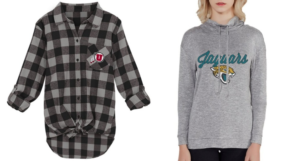 NCAA Shirt and Hoodie Clearance