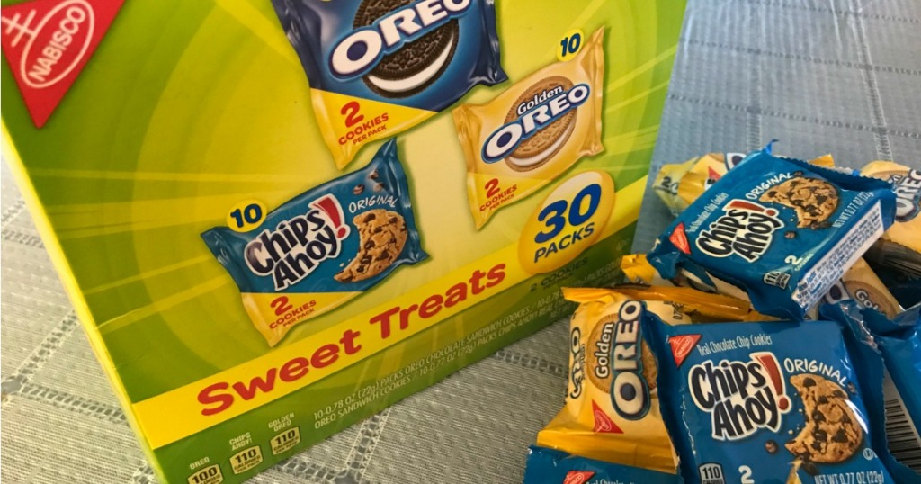 Nabisco Sweet Treats Variety Pack 30-Count