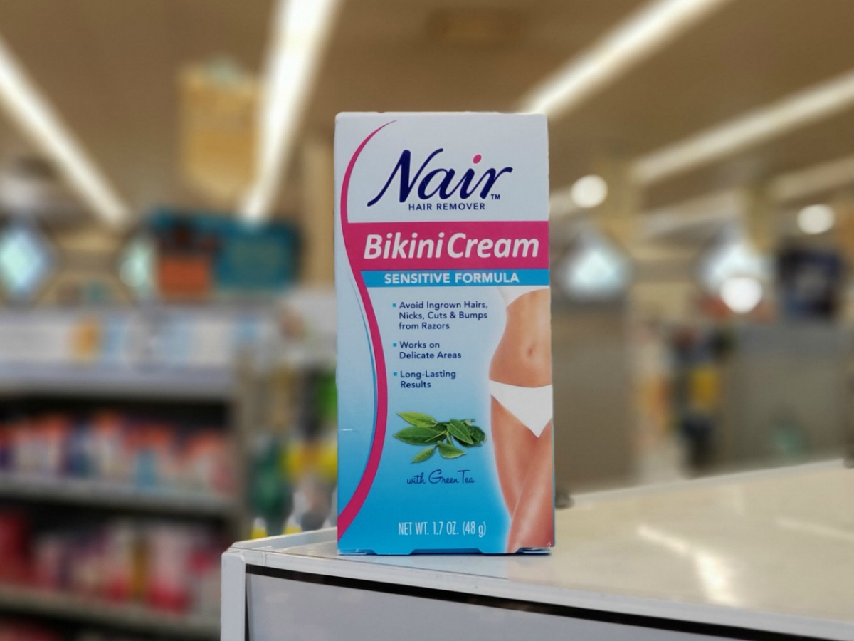 New 1 Nair Coupon Bikini Creams Only 1 90 Each At Rite Aid More