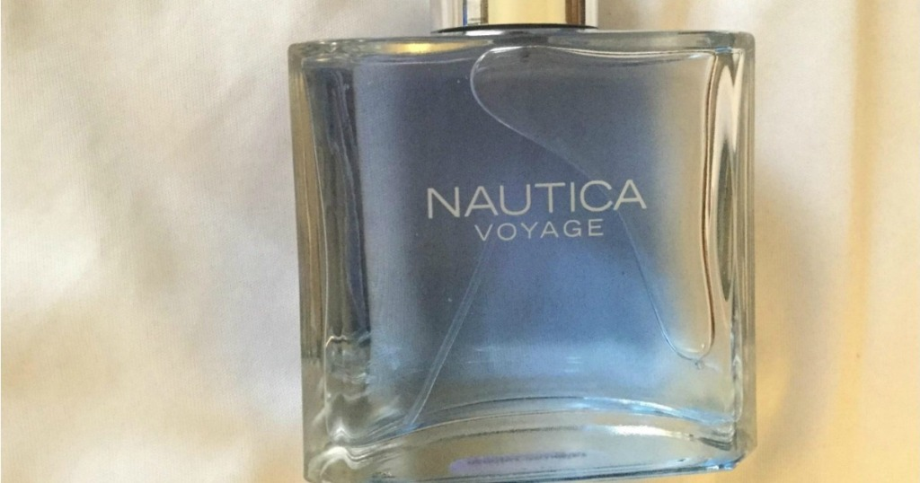 Bottle of men's Nautica Voyage Cologne