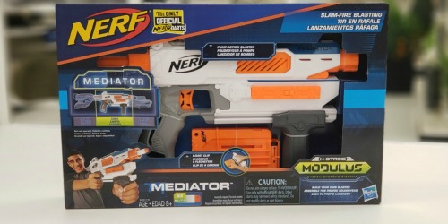 Amazon: Up to 50% Off NERF Blasters, Darts & Accessories