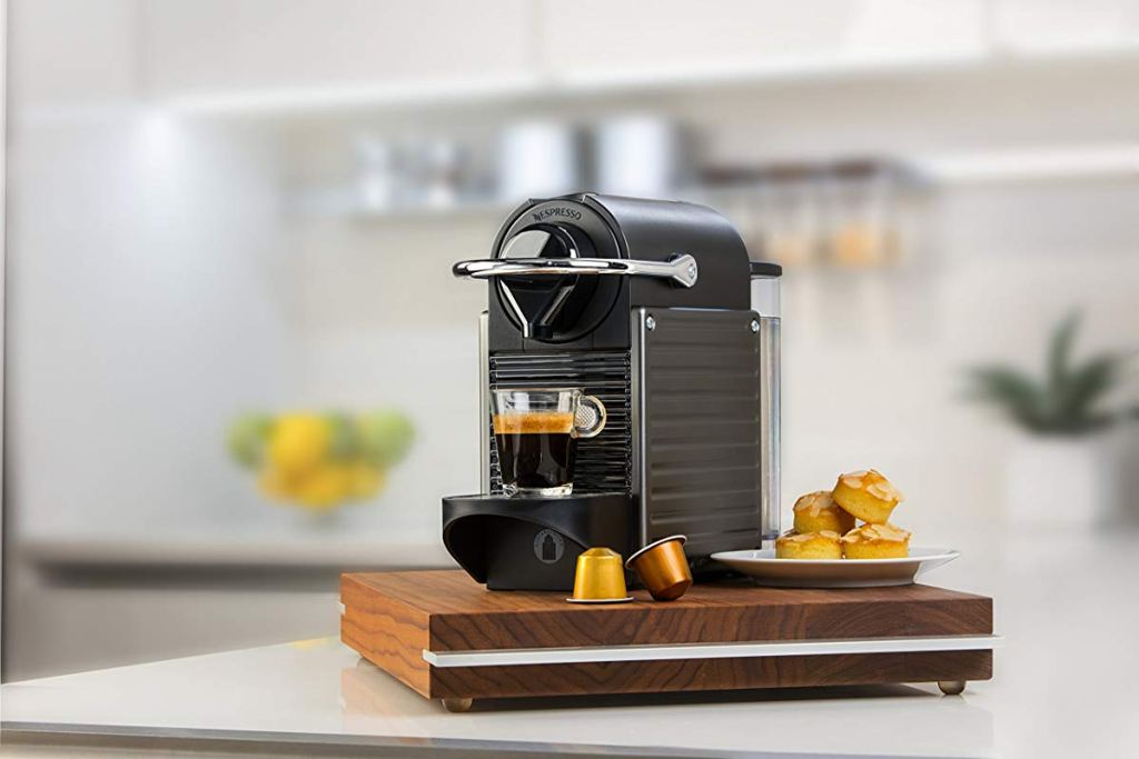 Nespresso Pixie Coffee Maker