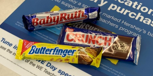 Nestle Candy Bar Singles Only 14¢ Each at Walgreens (Starting August 11th)