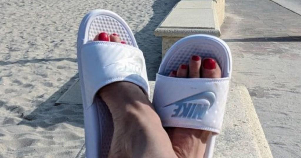 Nike Women's Benassi Slides