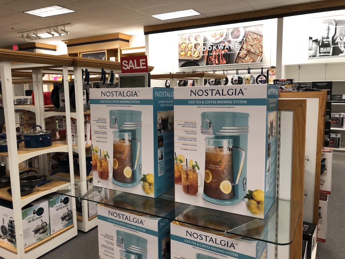 Nostalgia Electrics Appliances As Low As 17 At Kohl S