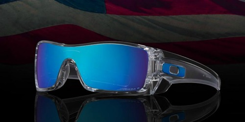 Up to 70% Off Oakley Sunglasses + FREE Shipping