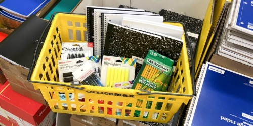 Office Depot Back to School Supply Deals (25¢ Rulers, 50¢ Scissors & More)
