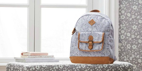 Up to 80% Off Pottery Barn Backpacks & Lunch Bags + Free Shipping