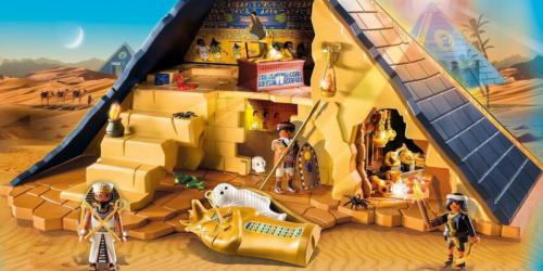 PLAYMOBIL Pharaoh's Pyramid Only $25.59 (Regular $76+) + More
