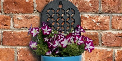 Metal Wall Planter Only $2.98 at Lowe's (Regularly $7)