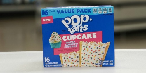 Pop-Tarts Has Released Two New Flavors (Hint: You Can Have Cupcakes for Breakfast)