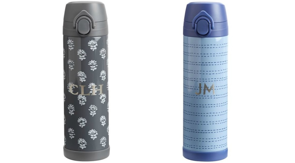Pottery Barn Water Bottles