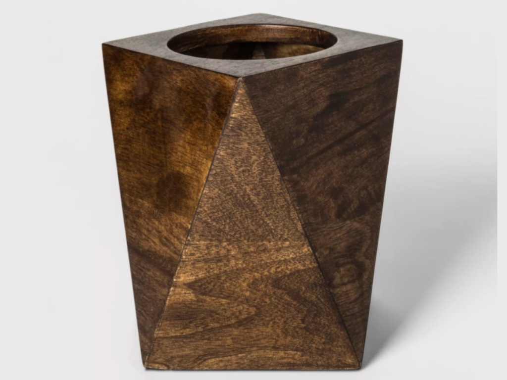 Project 62 Wooden Vase