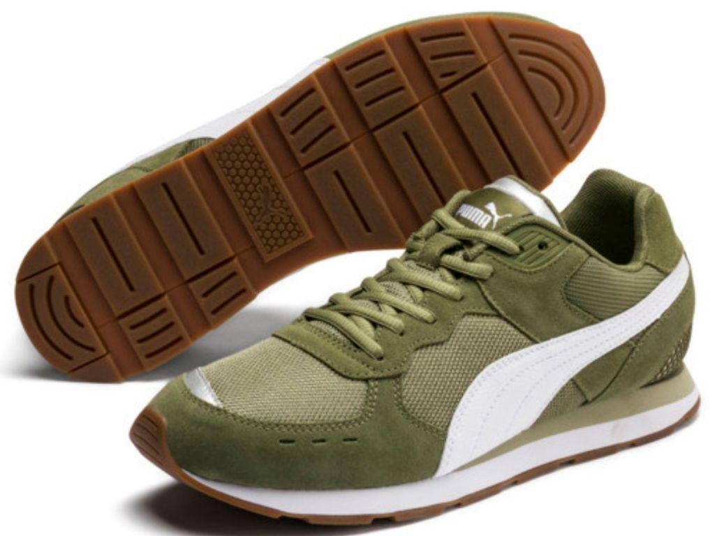 Puma Vista Sneakers in green