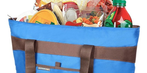 Rachael Ray Jumbo Thermal Tote Only $15 at Amazon
