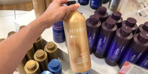55% Off HUGE Shampoo & Conditioner Bottles on JCPenney | Matrix, Redken & More