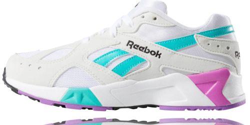 Reebok Aztrek Sneakers Only $39.99 Shipped (Regularly $90+)