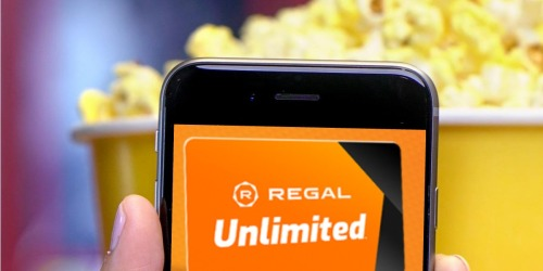 Join Regal Unlimited & Watch Endless Movies Every Day | No Limits & No Blackout Dates