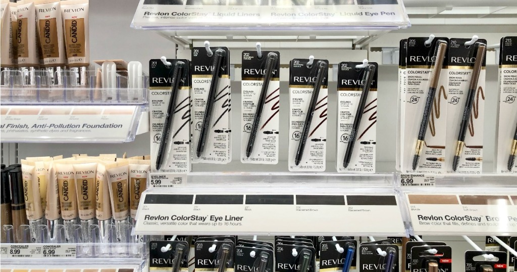 Revlon Colorstay Eyeliner on Target shelf