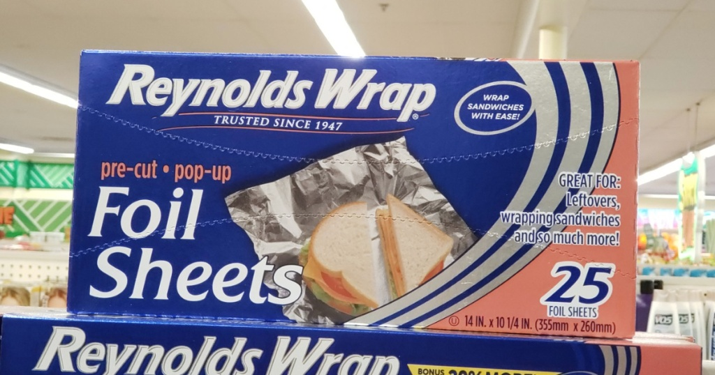 Reynolds Wrap Foil Dollar Tree