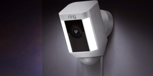 Prime Day Deal: Up to $80 Off Ring HD Security Cameras + Free Shipping