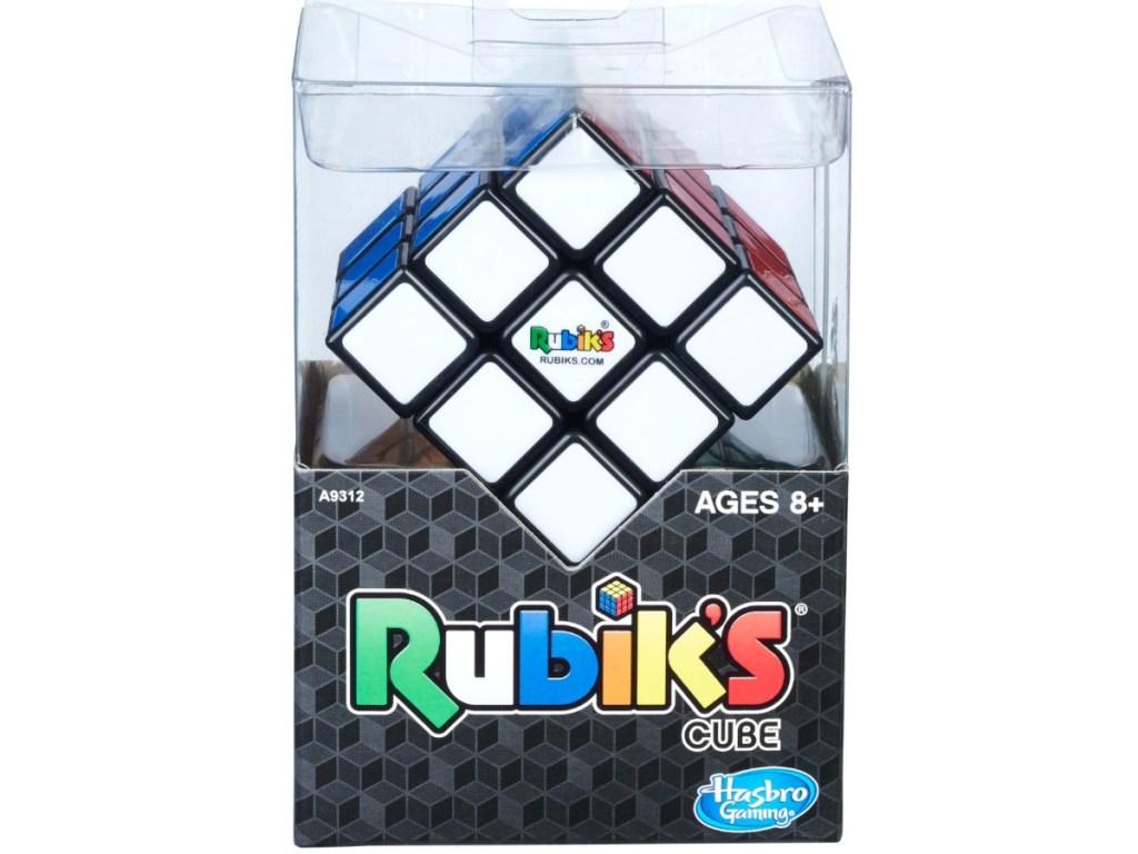 rubik's cube in package