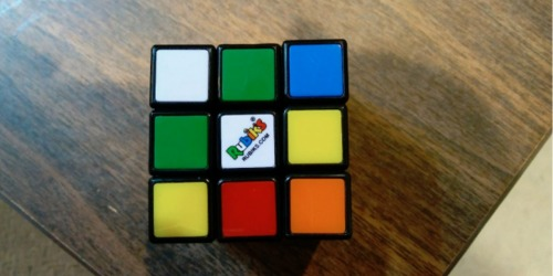 Walmart.com: Rubik's Cube Puzzle Game Only $3.35 (Regularly $10)